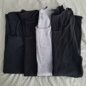Other - 4 Mens Workout Tank Tops
